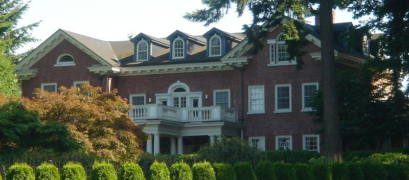 Washington State Governor's Mansion