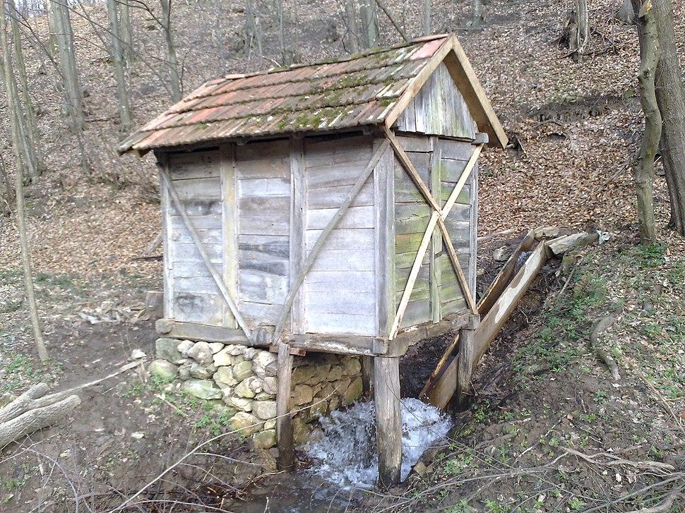 Water mill in tupanci