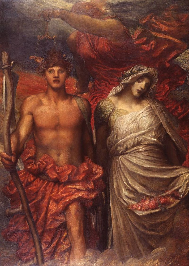 Watts George Frederick Time Death and Judgement 1870s 1886.jpg