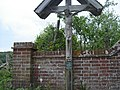 Wayside crucifix - Alfriston - geograph.org.uk - 1286580.jpg