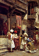 Weeks Edwin The Silk Merchants.jpg