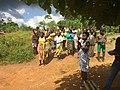 Welcoming Ebola Survivor Home - Liberia (16869392759).jpg