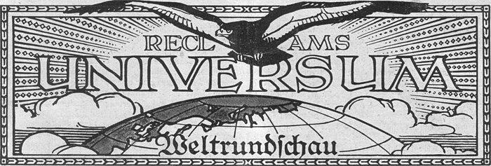Weltrundschau zu Reclams Universum 1913.jpg