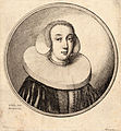 Wenceslas Hollar - Woman with a coif and pleated ruff (State 2).jpg
