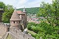 Wertheim, Burg, Holderturm, Neues Archiv-002.jpg