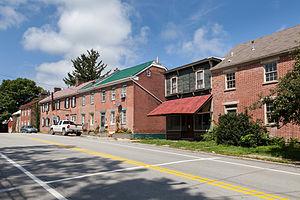 West Middletown, Pennsylvania - Main Street