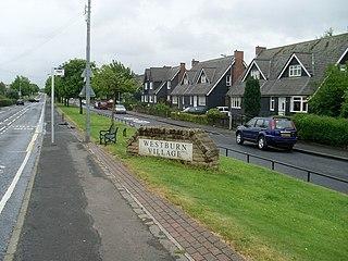 Westburn, South Lanarkshire Human settlement in Scotland