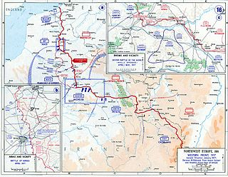 Franco-British offensive on the Western Front in the First World War