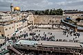 Western Wall and Dome of the Rock Jerusalem -10 (33400391921).jpg
