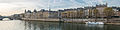 Western part of Île de la Cité, Paris, North view 20140402 1.jpg