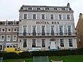 Weymouth - Hotel Rex - geograph.org.uk - 1099474.jpg