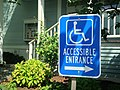 Wheelchair ramp sign .jpg