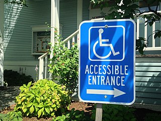 Persons with reduced mobility
