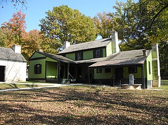 Ulysses S. Grant National Historic Site - Image: White Haven U.S. Grant Historic Site 06