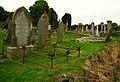Whitechurch Cemetery near Ballywalter - geograph.org.uk - 1182997.jpg