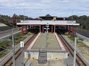 Whitfords station from Whitfords Ave.jpg