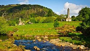 Lorcán Ua Tuathail - Glendalough
