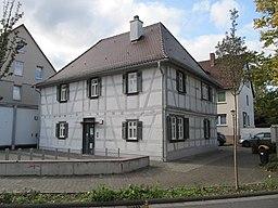 Wiesenstraße in Neu-Isenburg