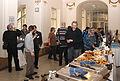 Wikiconference 2013 Prague, coffee break.jpg