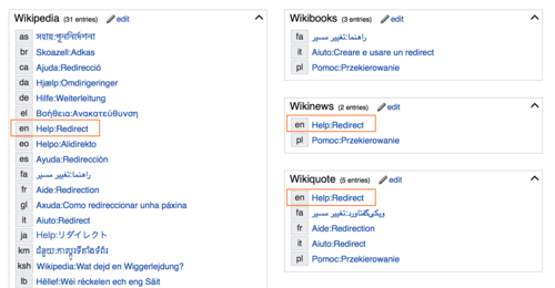 Wikidata item - RelatedSites links 01.png