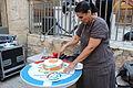 Wikimedia Hackathon Jerusalem Cake IMG 8773.JPG