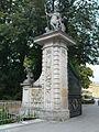 Wilanów - brama wjazdowa - 2.jpg