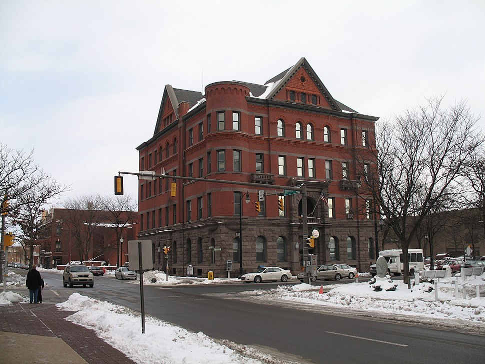 Wilkes-Barre City Hall