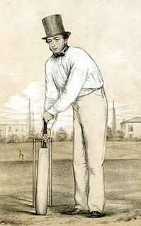 Will Martingell English cricketer