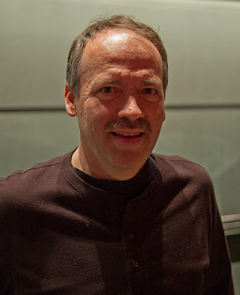 English: Will Shortz at the third annual Bosto...