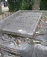Willemstad, Koepelkerk, Friedhof, Beispiel für eine altere Grabanlage 2019-09-24 ama fec.JPG
