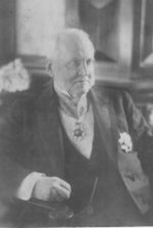 William Montagu Manning - Photograph of Sir William Montagu Manning