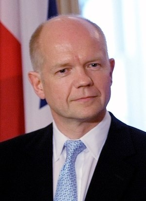 United Kingdom general election, 2001 - Image: William Hague 2010 cropped