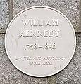 William Kennedy - commemorative plaque.jpg
