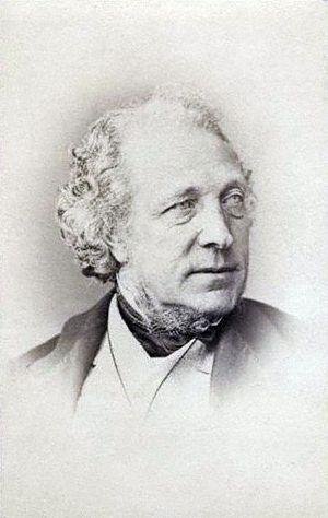 William Leighton Leitch - William Leighton Leitch (1860s) by Elliott & Fry