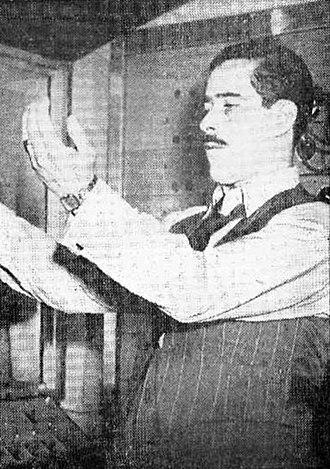 Columbia Workshop - Radio drama director William N. Robson