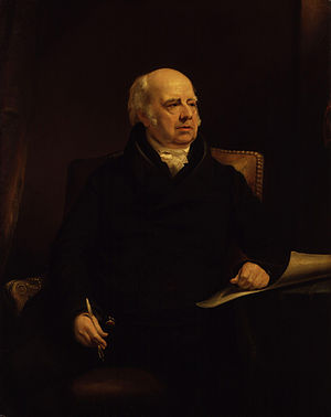 William Sharp (engraver) - Portrait of William Sharp, by James Lonsdale