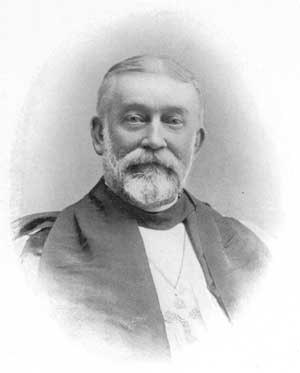 William Stevens Perry - Image: William Stevens Perry