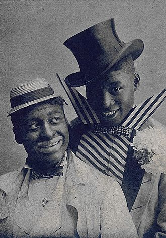 Bert Williams - Image: Williams Walker Johnah Man