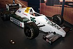 Williams FW09 front-right 2017 Williams Conference Centre.jpg