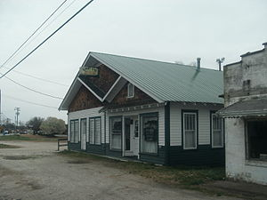 Sunny Side Inn - Front of the building