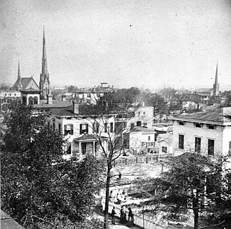 Wilmington insurrection of 1898 - Wilmington c. 1898