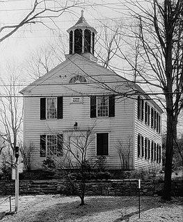 Wilton Center Historic District United States historic place