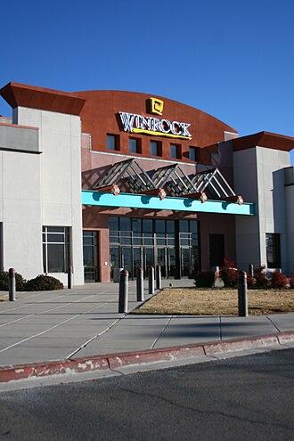 Winrock Center - Main Entrance