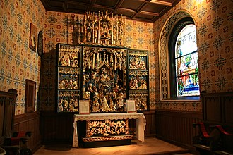 St. John Cantius Church (Chicago) - Replica of the Veit Stoss Altar