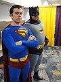 Wizard World Anaheim 2011 - Superman and Batman.jpg