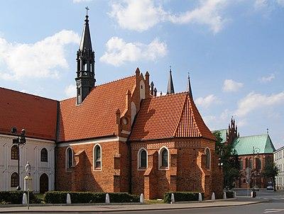 Saint Vitalis church in Włocławek