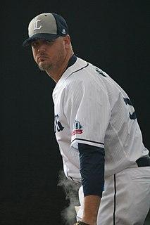 Brian Wolfe American baseball player