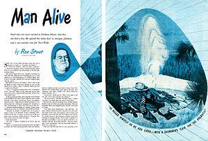 Man Alive (short story)