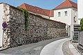 Wolfsberg Gerichtsgasse Stadtmauer und ehem Wehrgraben 26082015 6976.jpg