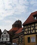 Wolgast -St.Petri-Kirche- 2000 by-RaBoe